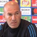 Zidane pre-Liverpool press conference