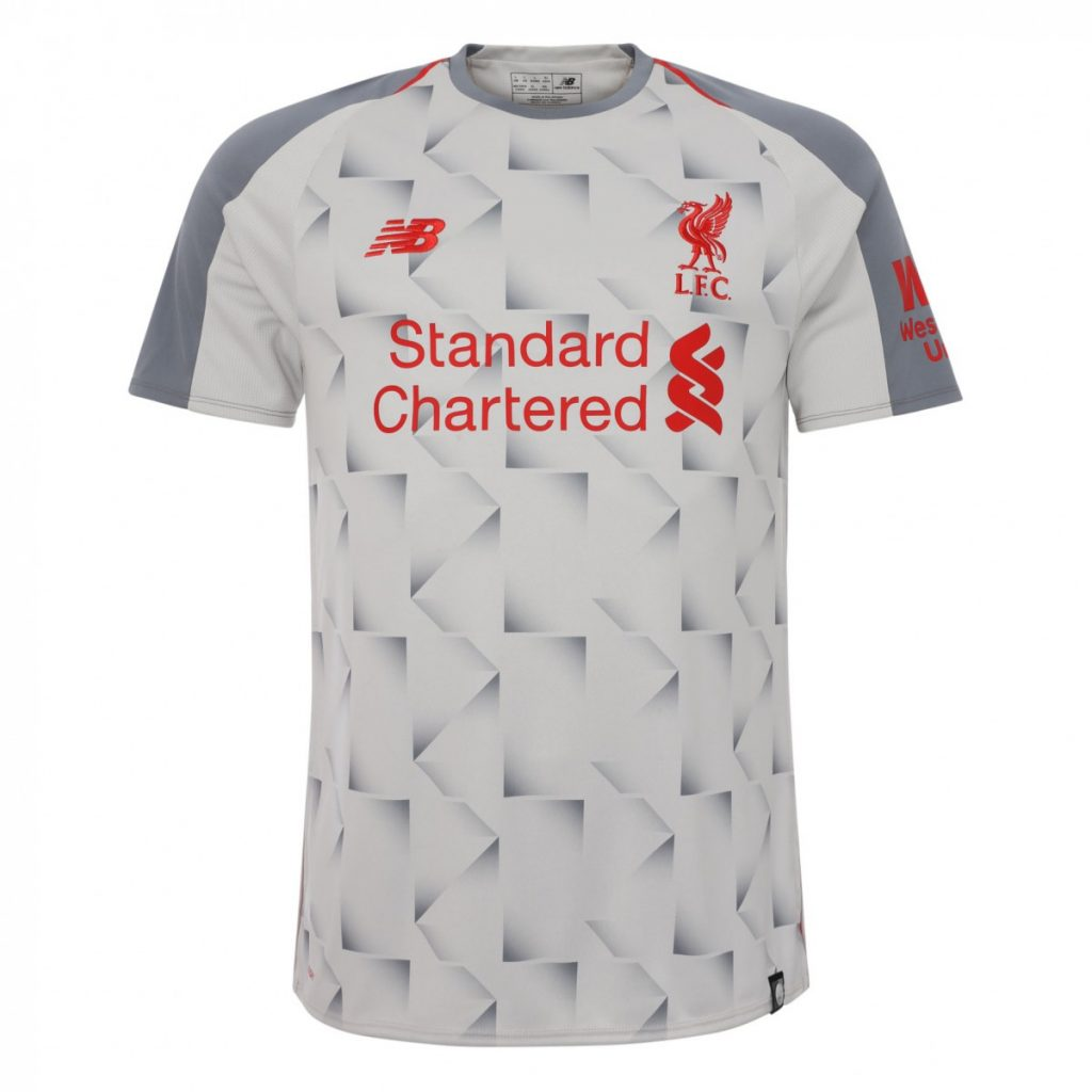 LFC Third Shirt 2018-19
