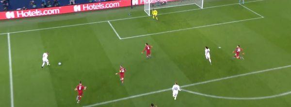 PSG slice Liverpool apart - Neymar scores