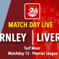 Burnley v Liverpool LIVE Updates