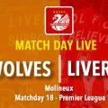 Wolves v Liverpool LIVE