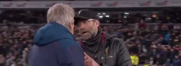 Klopp and Pellegrino