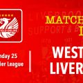 West Ham United v LFC