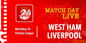 West Ham United v LFC