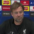 Porto Champions League Press Conference with Klopp