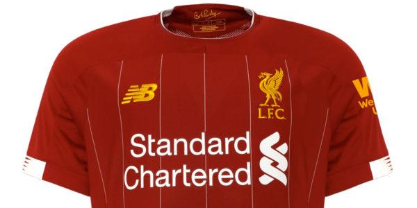 New LFC Home Shirt 2019/20