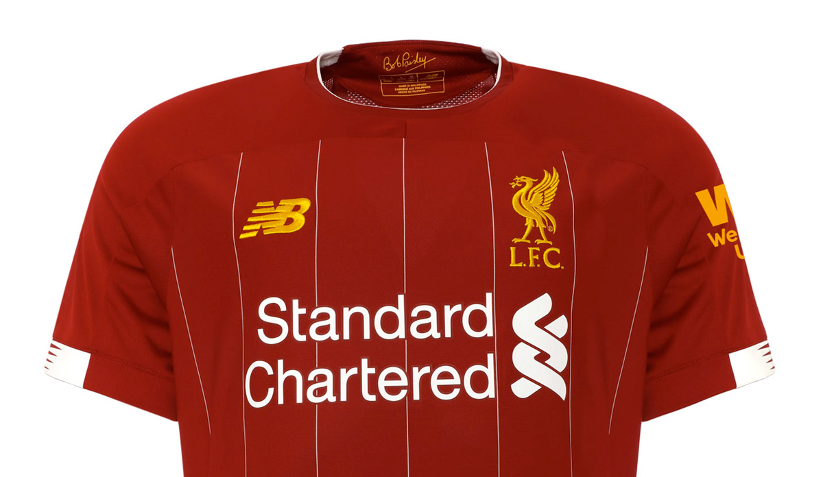 80603a776 New LFC Home Kit for 2019 20 remodels the classic kit of success ...