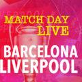LIVE Barcelona v Liverpool