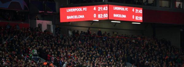 LFC 4-0 Barcelona