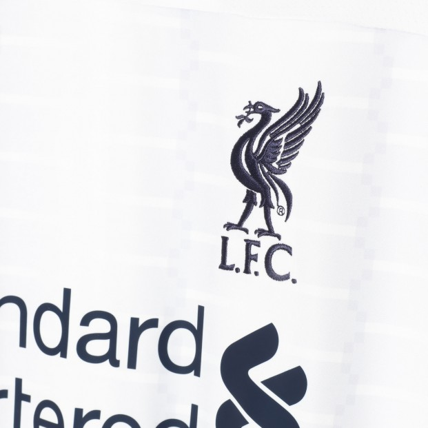 LFC Away 2019-20 Shirt Close-up