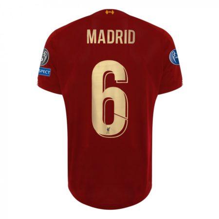 European Home Shirt 2019/20 - Madrid - 6 times