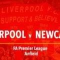 LIVE Liverpool v Newcastle