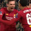 Robertson goal, Trent assist