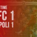 LFC 1-1 Napoli at Anfield 2019