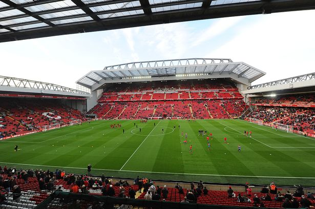 Liverpool plan Anfield Road End expansion to reach about 60,000 capacity