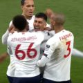 Firmino scores the winner against Crystal Palace