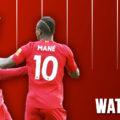 Salah scores brace v Watford