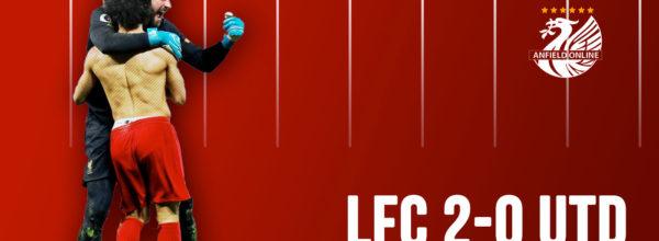 LFC 2-0 Man Utd