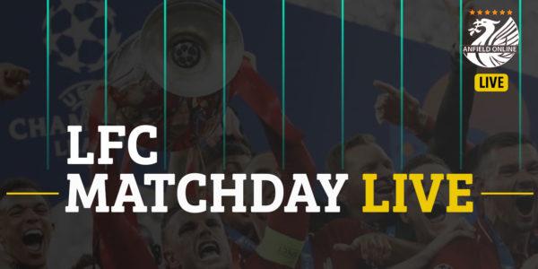 LFC Away Matchday