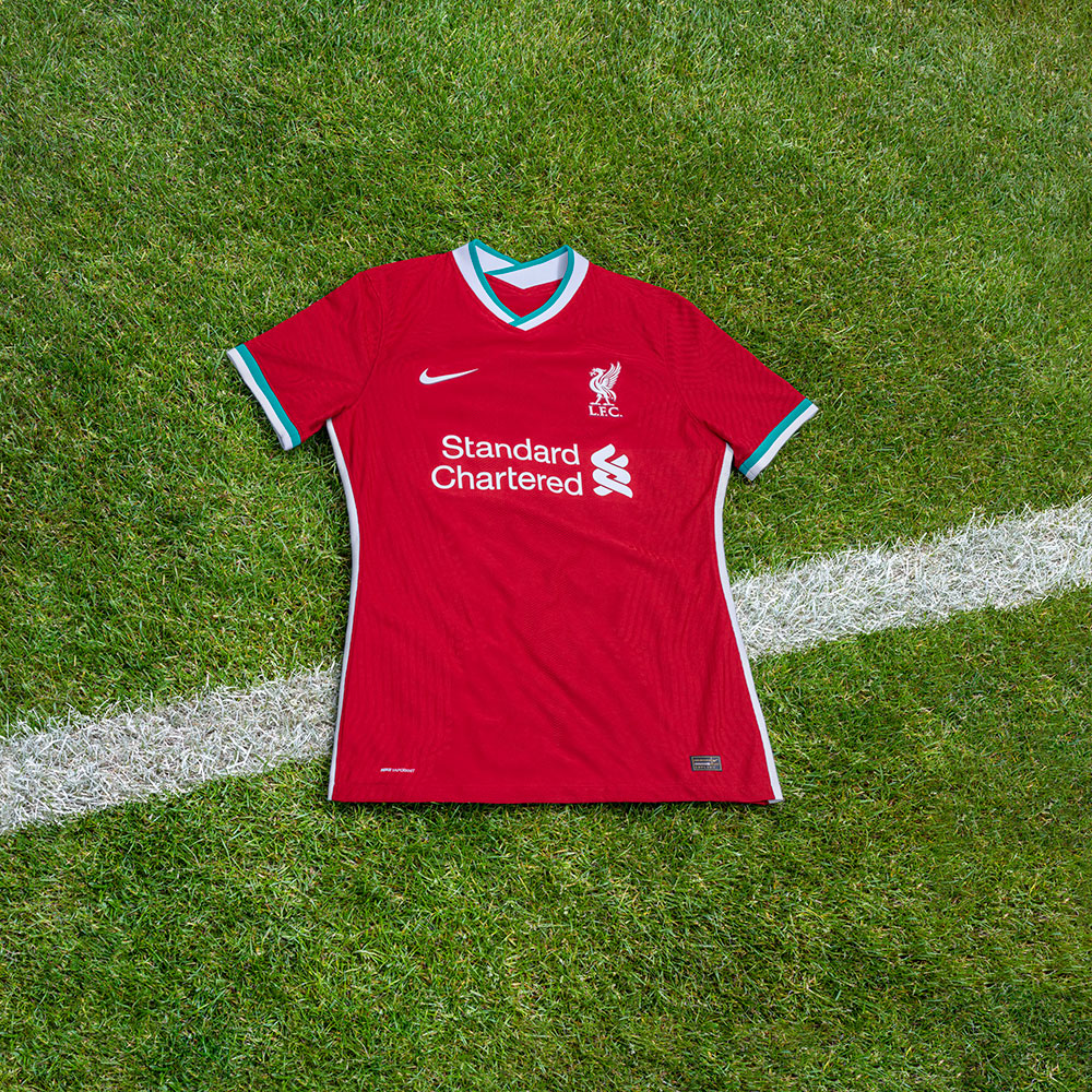 Liverpool Fans Outraged Over 'Cheap-Looking' New 2020/21 Kit