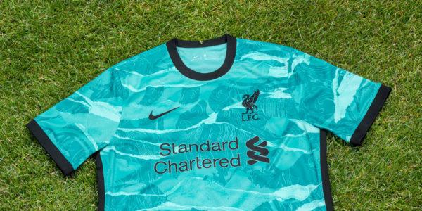 New LFC Away Kit 2020-21