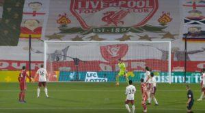 Diogo Jota scores debut Liverpool goal
