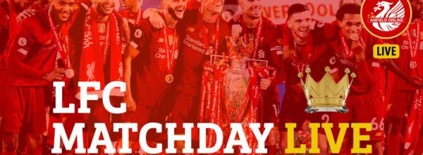 2020 Matchday Live
