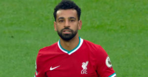 Salah grabs himself a hat-trick at Anfield