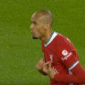 Fabinho harsh to concede penalty