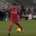 Mo Salah denied by Karl Darlow