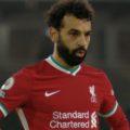 Salah scores his penalty against Fulham
