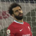 Salah endures a frustrating evening at Anfield