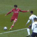 Trent scores winning goal against Aston Villa