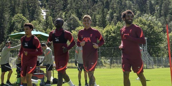 LFC return to pre-season training for 2021/22