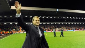 Roger Hunt at Anfield