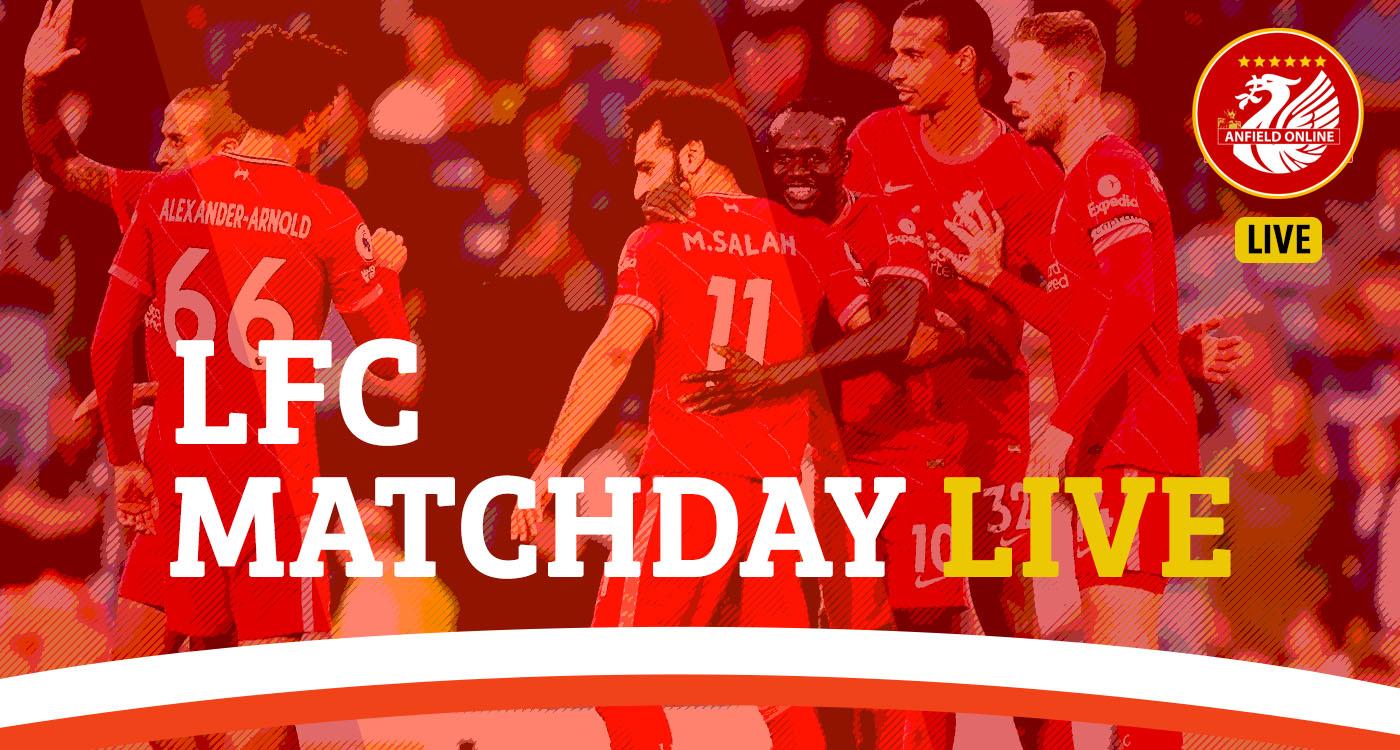 LIVE: Watford v Liverpool – Premier League returns