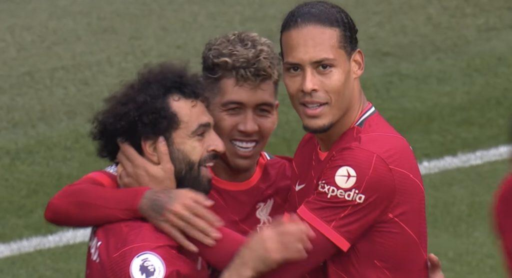 Watford 0-5 Liverpool: Salah wondergoal, Bobby hat-trick, Sadio 100!